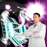 Nanotechnology Stock Images