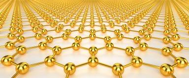 Nanotecnologia Foto de Stock