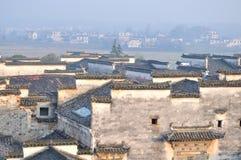 Nanping-Dorf lizenzfreie stockfotografie