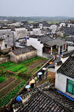 Nanping-Dorf Lizenzfreies Stockbild