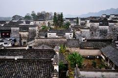 Nanping Village Royalty Free Stock Photos