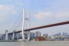 Nanpu Bridge Stock Images