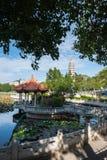 Nanputuo寺庙美好的风景  免版税库存图片