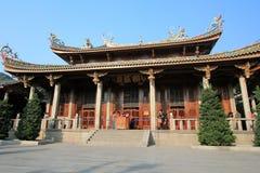 Nanputuo świątynia w Xiamen porcelanie Zdjęcia Stock