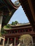 Nanputuo Temple in Xiamen city, China Royalty Free Stock Photo