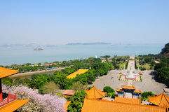 Nansha Tienhou temple Royalty Free Stock Photography
