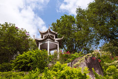 Nanshan royaltyfri foto