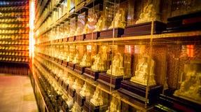 Nanshan. Buddhist temple Nanshan in Hainan province, China Stock Photos