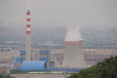 Nanshan Power Station Stock Photos