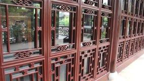 Nanshan-Stadt in China stock footage