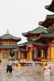 Nanshan Tourist Area China Royalty Free Stock Photo