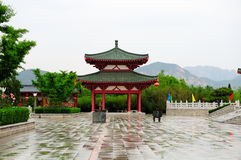 Nanshan Tourist Area China Stock Photography