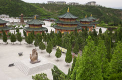 Nanshan Tourist area Stock Photography