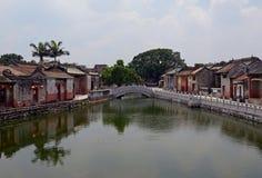 Nanshe Ancient Village Stock Photo