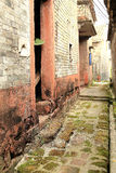 Nanshe village in dongguan city, guangdong, china Royalty Free Stock Photography