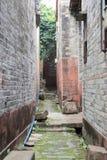 Nanshe village in dongguan city, guangdong, china Royalty Free Stock Photo