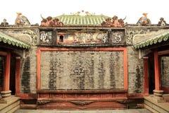 Nanshe village in dongguan city, guangdong, china Stock Image