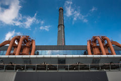 Nanshi Power Plant Royalty Free Stock Image