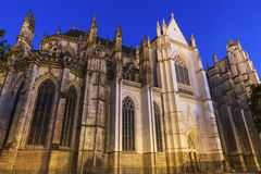 Nantes Cathedral in Nantes Stock Photography