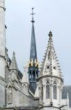 Nantes city Stock Photography