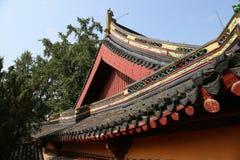 Scenic spot of langshan in Nantong, Jiangsu Province, China Royalty Free Stock Photo