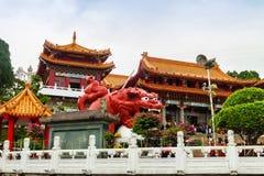 Nantou, Тайвань - 21-ое ноября 2015: Турист посетил beautifu стоковые изображения