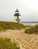 Nantucket Light Royalty Free Stock Photo