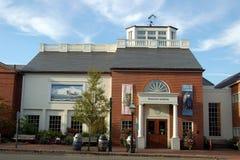 Nantucket, mA : Le musée de pêche à la baleine Photographie stock libre de droits