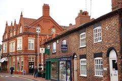 Nantwich, Cheshire, Anglia Zdjęcie Stock