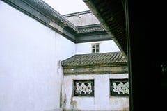 Nanxun Ancient Town stock photography