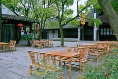 Nanxun Ancient Town royalty free stock images