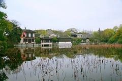 Nanxun Ancient Town royalty free stock photo