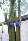 Nanxun Oude Stad royalty-vrije stock foto's