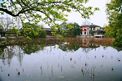 Nanxun Oude Stad stock fotografie