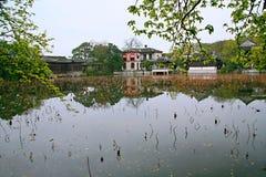 Nanxun Oude Stad stock afbeeldingen