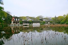 Nanxun Oude Stad royalty-vrije stock foto