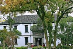 Nanxun Oude Stad stock foto's