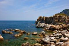 Nanya wonderful rock Stock Images