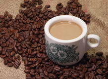 Nanyang Coffee Stock Photo