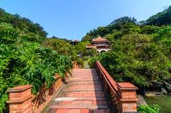 Nanyuan: Land van terugtocht en wellness Stock Foto