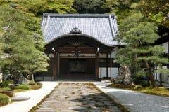 Nanzen籍在京都日本 图库摄影