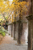 Nanzen-ji temple. Stock Photos