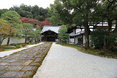 Nanzenji stockfotos