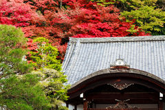 Nanzenji temple in autumn, Kyoto, Japan Royalty Free Stock Images