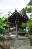 Nanzo-in Buddhist temple, Tokyo, Japan royalty free stock photography