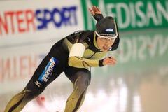 Nao Kodaira - speed skating Stock Images