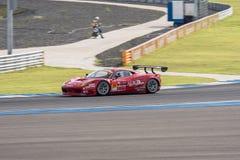 Naoki Yokomizo of Direction Racing in Super GT Final Race 66 Lap Stock Photography