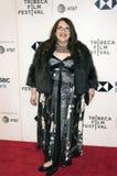 Naomi市议员为`忤逆`首放到达2018年Tribeca电影节 免版税库存图片