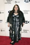 Naomi Alderman arrives for the premiere of `Disobedience` at the 2018 Tribeca Film Festival Royalty Free Stock Images
