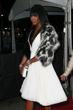 Naomi Campbell Royalty-vrije Stock Foto
